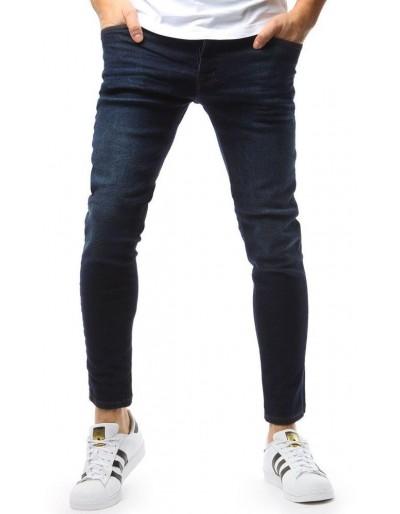 Pánské tmavě modré džíny UX1735