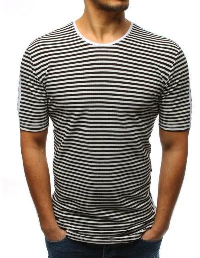 Černé pánské tričko RX3193 s potiskem