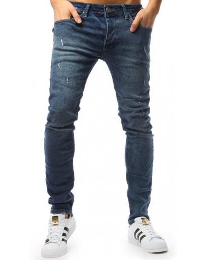 Černé pánské džíny UX1761