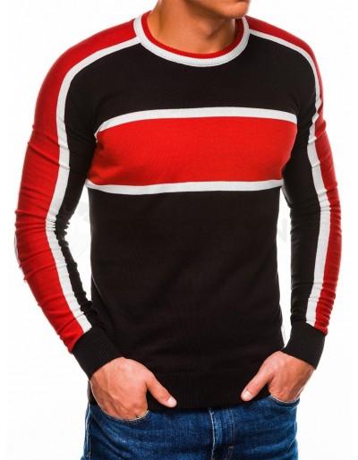 Pánský svetr E145 - černý