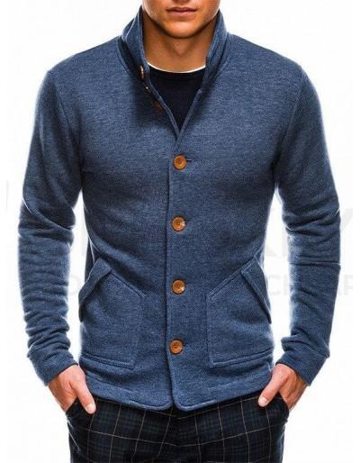Men's buttoned sweatshirt CARMELO - jeans