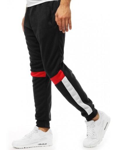 Černé pánské tepláky jogger UX1871