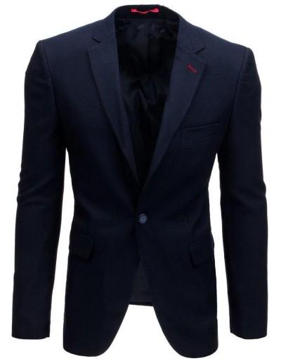 Námořnická modrá pánská bunda MX0449