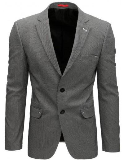 Černá pánská bunda MX0456