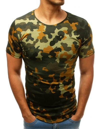 Pánské kamuflážní tričko RX3429