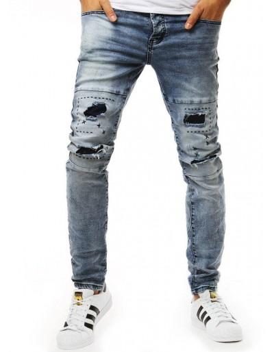 Pánské modré džínové džíny UX1925