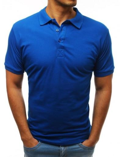Pánská modrá polokošile PX0187