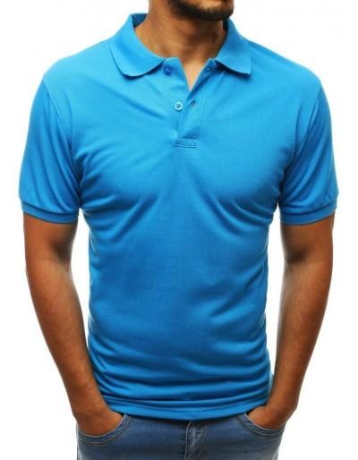 Pánská modrá polokošile PX0205