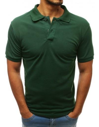 Pánská zelená polokošile PX0207