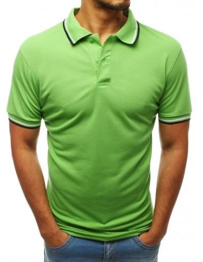 Pánská zelená polokošile PX0222