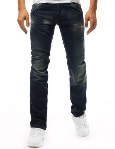 Pánské tmavě modré džíny UX1937