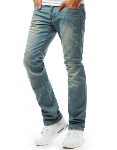 Modré pánské džíny UX1947