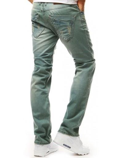 Pánské džíny s trhlinami  UX1962