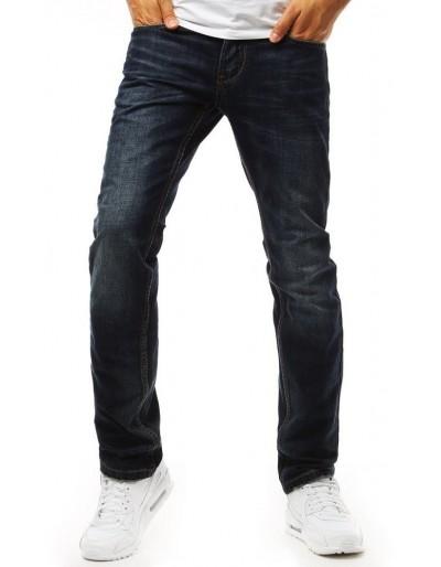 Pánské tmavě modré džíny UX1965