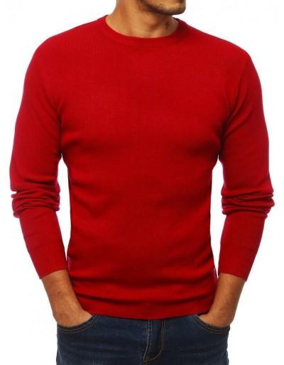 Pánský bordový svetr WX1274