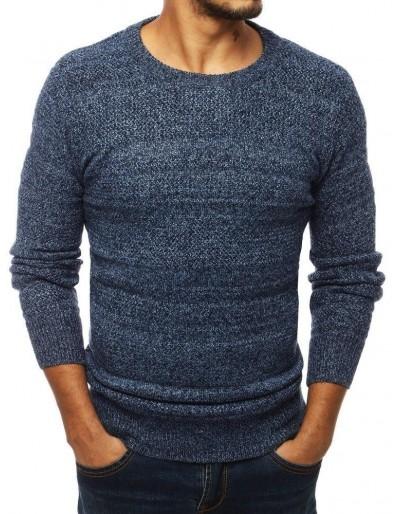 Pánský modrý svetr WX1316
