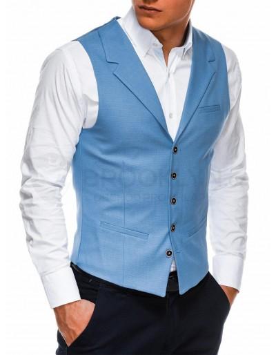 Pánská vesta V46 - tmavě modrá