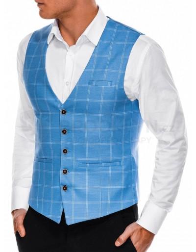 Pánská vesta V50 - tmavě modrá