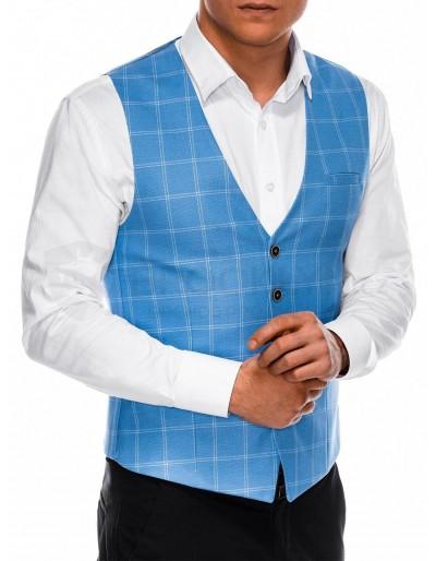 Men's vest V50 - dark blue