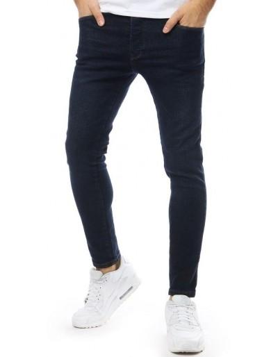 Tmavě modré pánské džíny UX2197