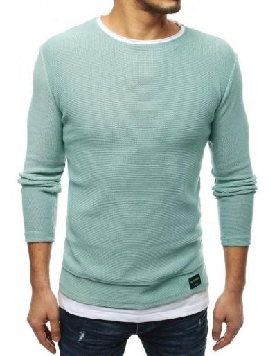 Mátový pánský svetr WX1450