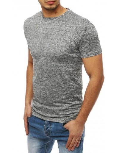 Pánské světle šedé tričko RX4012