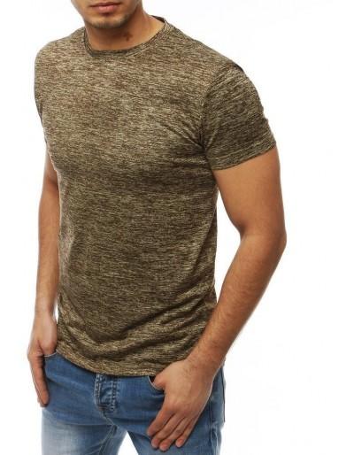 Pánské béžové tričko RX4016