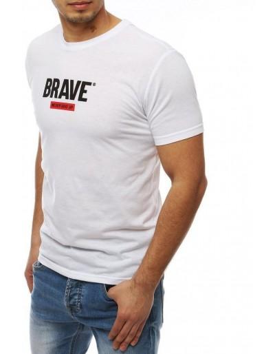 Pánské bílé tričko RX4088