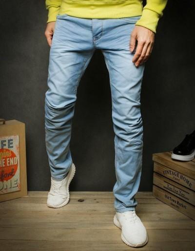 Pánské modré džínové džíny UX2425