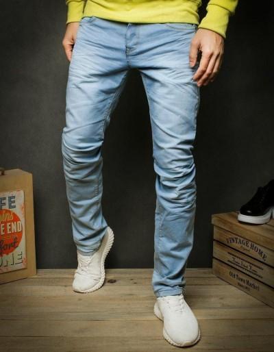 Pánské modré džínové kalhoty UX2427