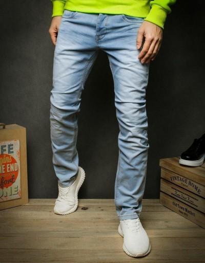 Pánské modré džínové džíny UX2430