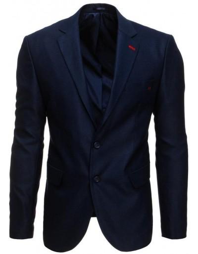 Námořnická modrá pánská bunda MX0512