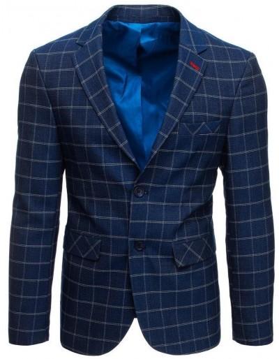Námořnická modrá pánská bunda MX0515