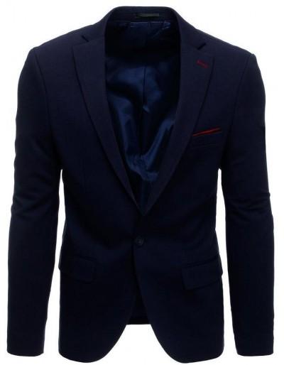 Námořnická modrá pánská bunda MX0518