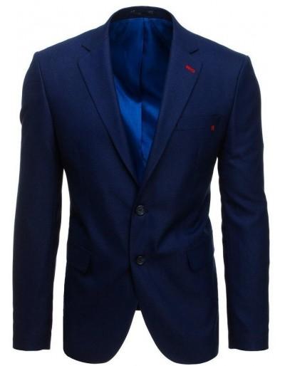 Námořnická modrá pánská bunda MX0519