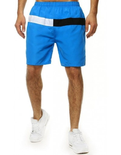 Pánské plavecké šortky modré SX2007