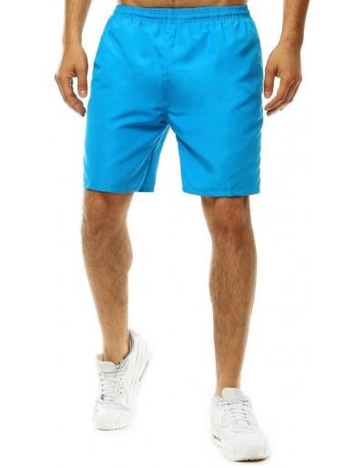 Pánské tyrkysové plavecké šortky SX2012