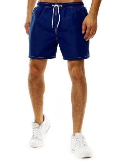 Pánské plavecké šortky, tmavě modré SX2025