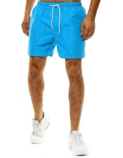 Pánské plavecké šortky modré SX2026