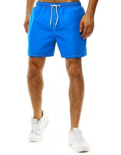 Pánské plavecké šortky modré SX2028