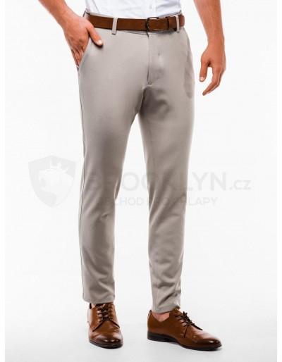 Men's pants chinos P832 - beige