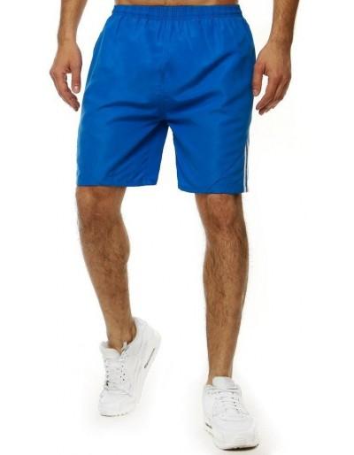 Pánské plavecké šortky modré SX2032