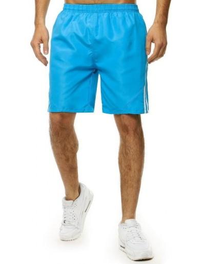 Pánské tyrkysové plavecké šortky SX2034