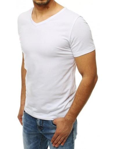 Bílé pánské tričko RX4113