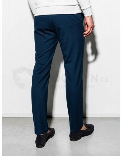 Men's pants chinos P832 - navy