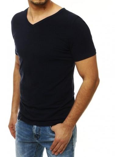 Pánské tmavě modré tričko RX4117