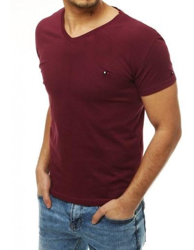 Pánské hnědé tričko RX4122
