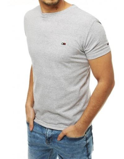 Pánské tričko šedé RX4128