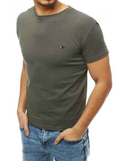 Pánské grafitové tričko RX4129
