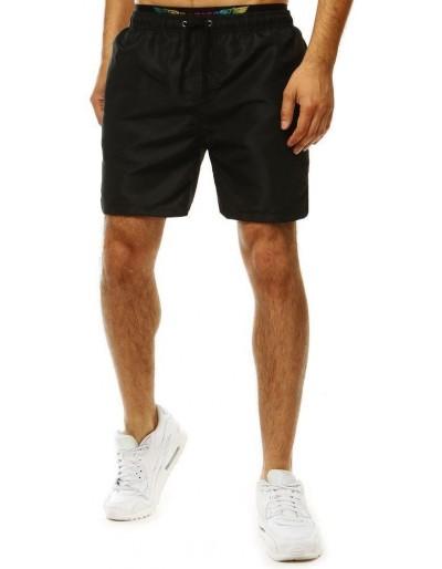 Černé pánské plavecké šortky SX2052